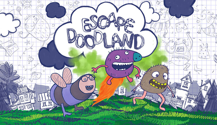Escape Doodland